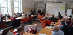 HoNESt Stakeholder-Workshop in München